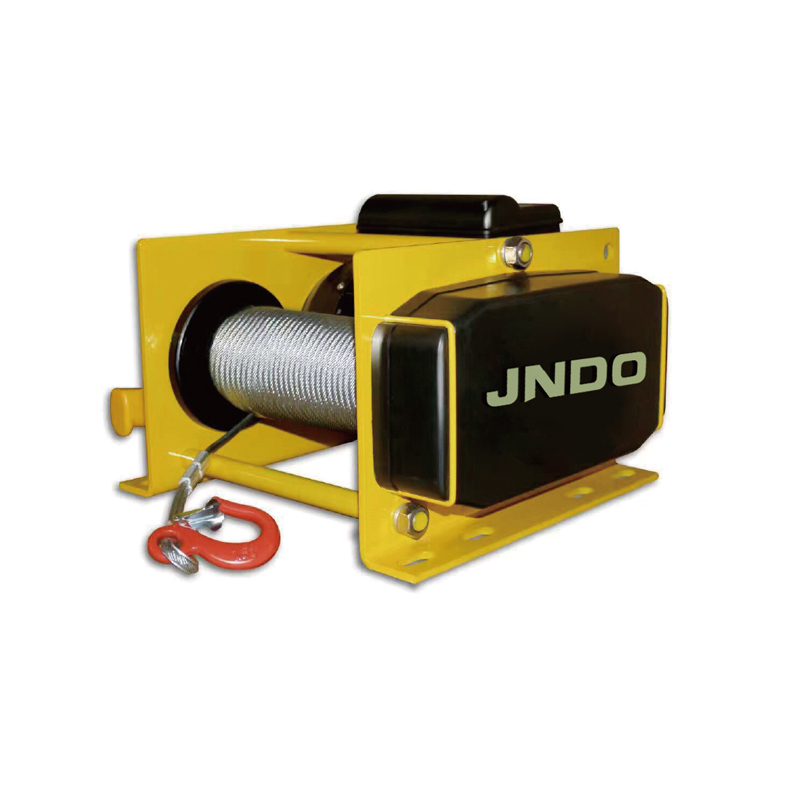 Multi-functional mini hoist-Electric wire rope hoist-JNDO official ...