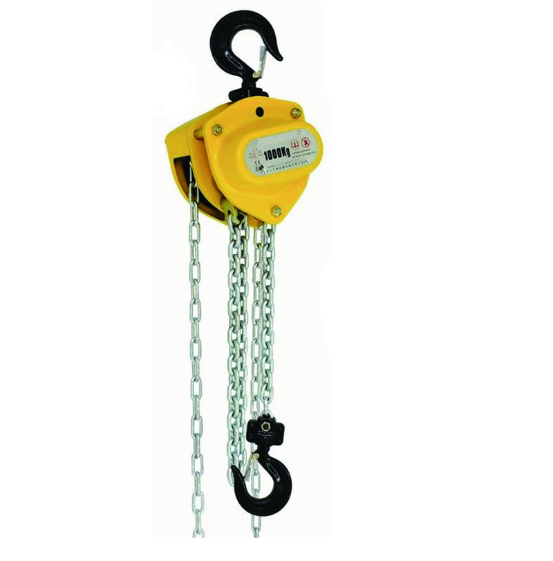 C Type manual  chain hoist