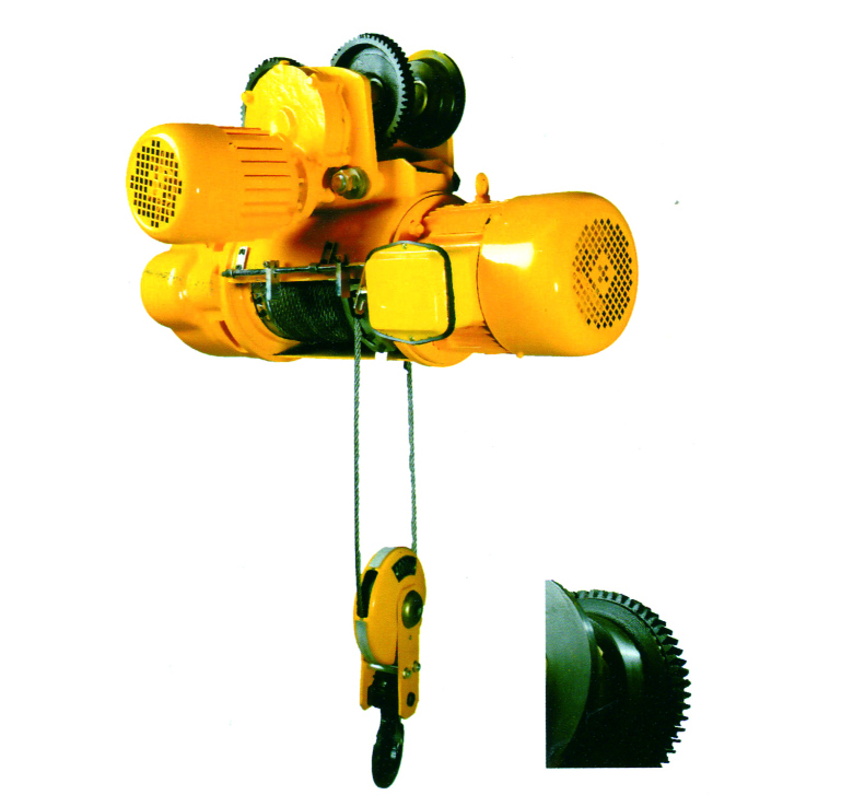 CD1 Electric Wire Rope Hoist-Electric wire rope hoist-JNDO official ...
