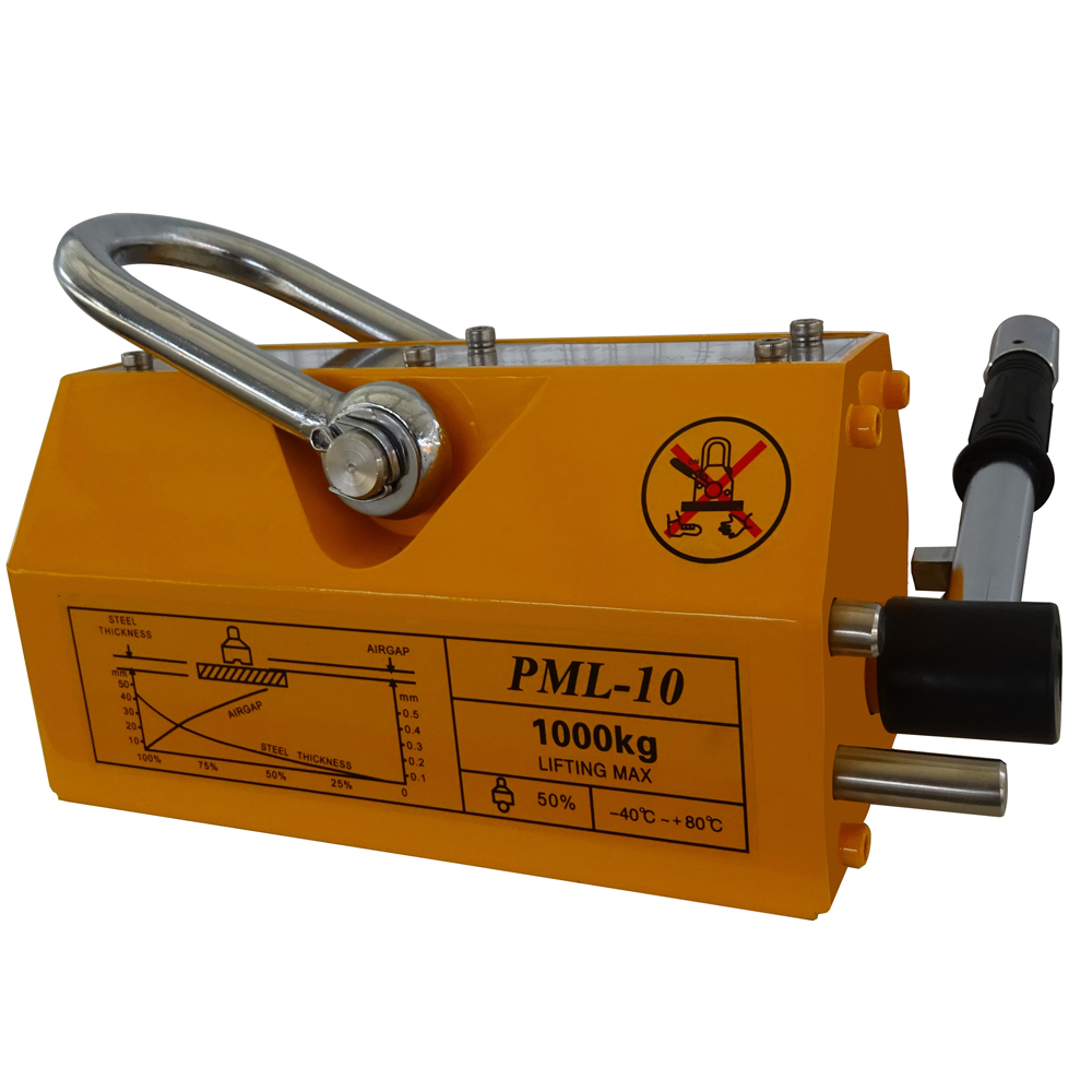 PML type Permanent lifting magnet