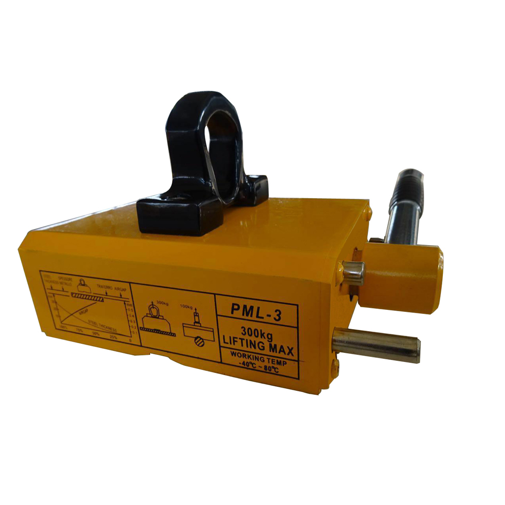 PML Double magnetic circuit Permanent magnet lifter